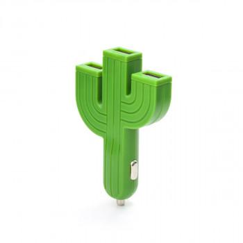 Kikkerland nabíječka do auta - kaktus