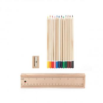 Kikkerland doodle box s tužkami
