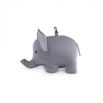 Kikkerland cestovní polštářek - slon