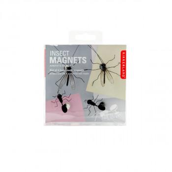 Kikkerland sada 4 magnetů - hmyz