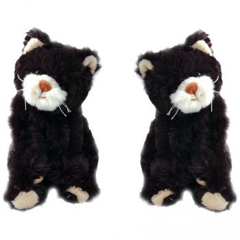 Bukowski BAMBO kočička černá stojící dva druhy (25 cm) střed