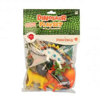 Sada zvířat - Dinosauři