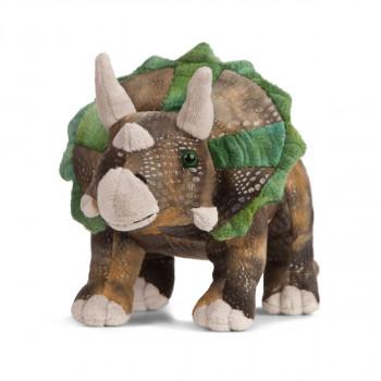 Living Nature plyšák - triceratops