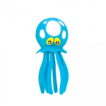 Hamleys svítící chobotnice do vany - modrá