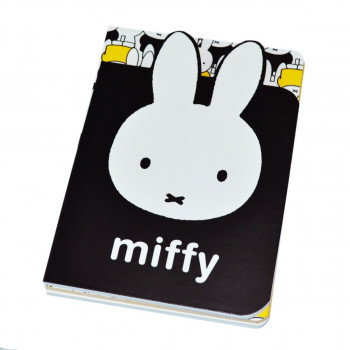 Miffy sada zápisníků A6