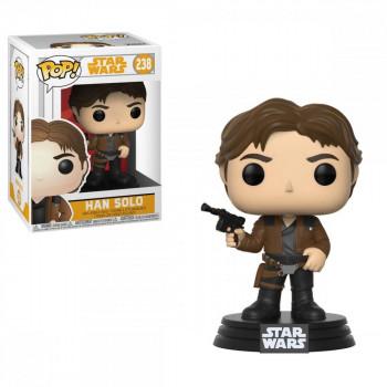 Funko POP Star Wars Bobble: Solo - Han Solo