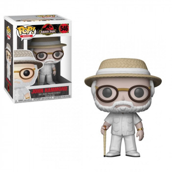 Funko POP Movies: Jurassic Park - John Hammond