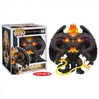 Funko POP Movies: LOTR/Hobbit  - 15 cm Balrog