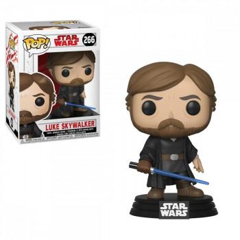 Funko POP Star Wars Bobble: E8 TLJ Luke Skywalker (Final Bat