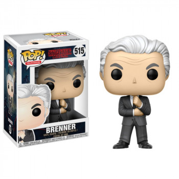 Funko POP TV: Stranger Things - Brenner