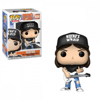 Funko POP Movie: Wayne's World - Wayne