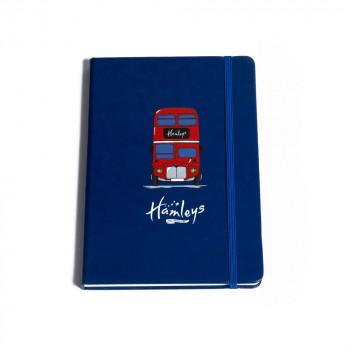 Hamleys A5 poznámkový blok - autobus