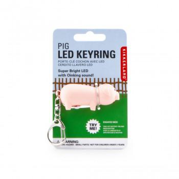 Kikkerland klíčenka - prasátko
