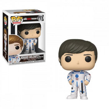 Funko POP TV: Big Bang Theory S2 - Howard