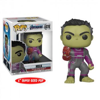 Funko POP Marvel: Avengers Endgame W2 - 15 cm Hulk