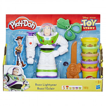 Play-Doh Disney Buzz Rakeťák