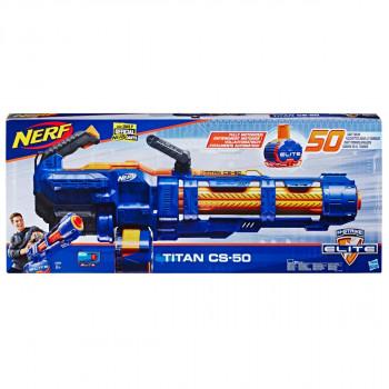NERF Elite Titan Cs 50