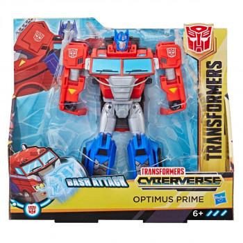 Transformers Cyberverse Ultra Optimus Prime