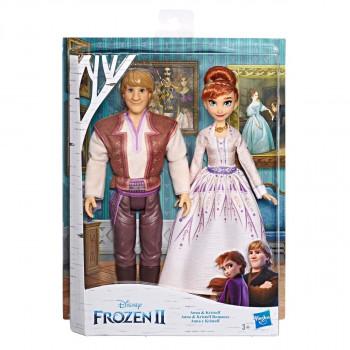 Frozen 2 Anna a Kristoff