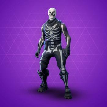 Fortnite figurka Skull Trooper