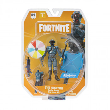 Fortnite Early Game Sada pro přežiti B The Visitor