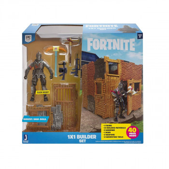 Fortnite Builder set s figurkou Black Knight