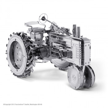 Metal Earth Farm Tractor