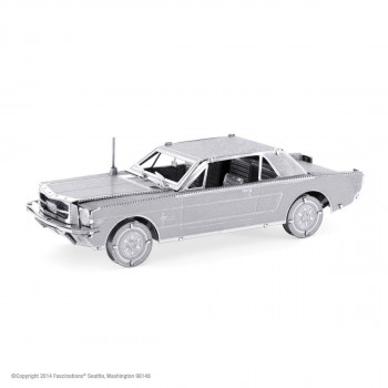 Metal Earth Ford Mustang 1965