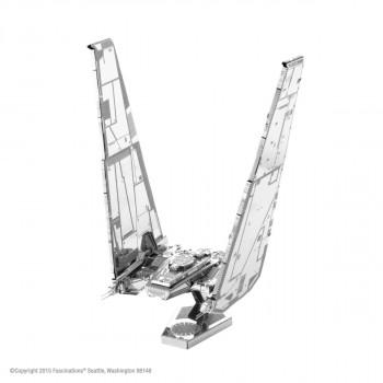 Metal Earth Star Wars Kylo Ren´s Command shuttle