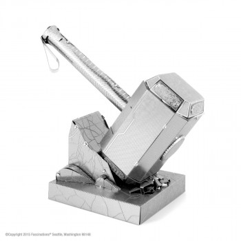 Metal Earth Marvel Thor´s Hammer