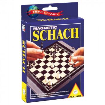 ŠACHY - cestovní magnetická hra (CZ,SK)