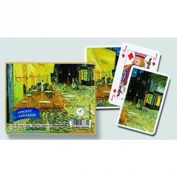 Kanasta - Van Gogh, Noční kavárna