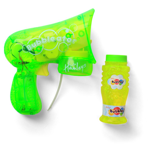 hamleys bubbleator green pack