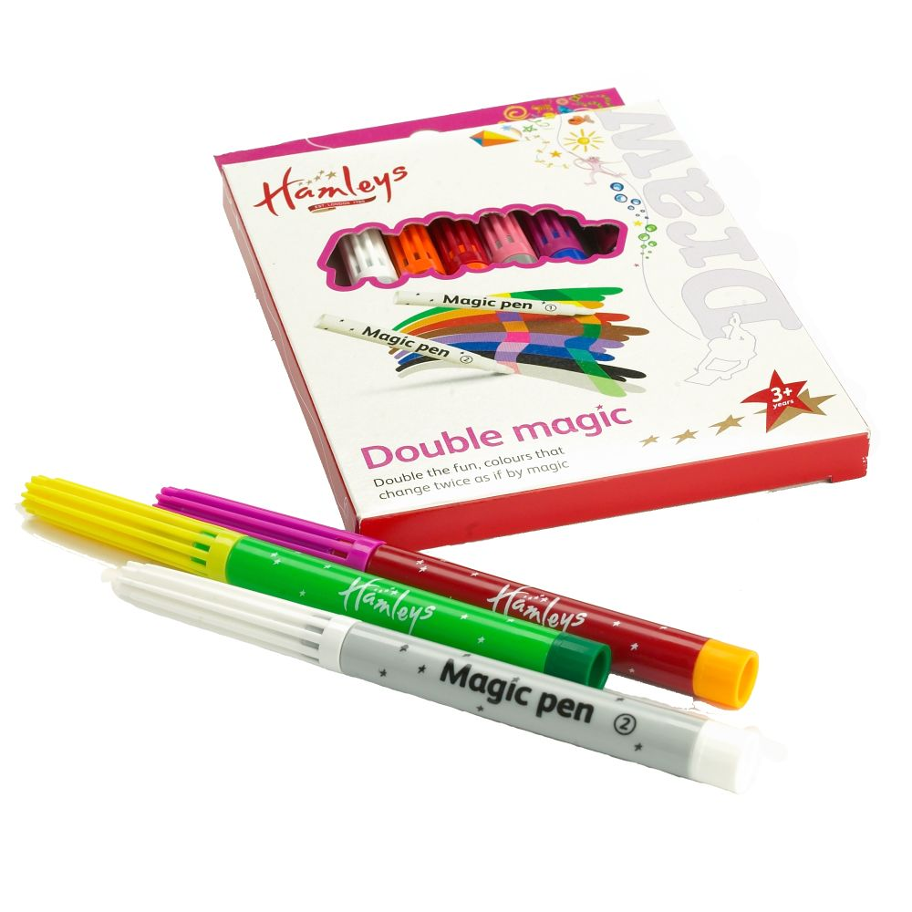 hamleys double magic pack